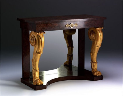 Traditional Side Tables And End Tables by English Georgian America