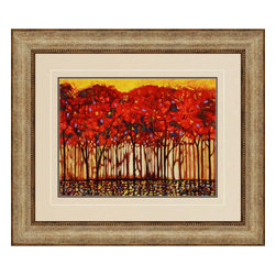 Paragon - Intricate Nature - Framed Art - Each product is custom made upon order so there might be small variations from the picture displayed. No two pieces are exactly alike.