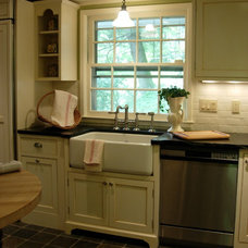 Traditional Kitchen by DesignAnts LLC