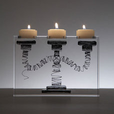 Modern Candles by onepercentproducts.com