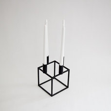 Modern Candles And Candle Holders by Mjölk