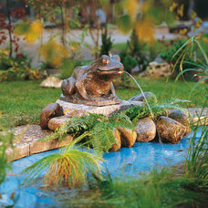 Traditional Garden Statues And Yard Art by North Shore Architectural Stone