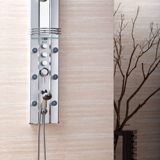 Contemporary Shower Panels And Columns by Atlas International, Inc.