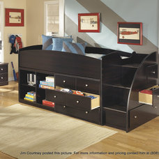 contemporary kids beds by Home Design Network