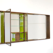 Contemporary Medicine Cabinets by Think Fabricate