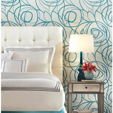 Contemporary Wallpaper by American Blinds Wallpaper and More