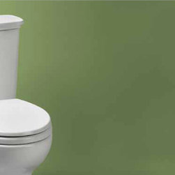 TOTO EcoDrake® Transitional Two-Piece Toilet - TOTO EcoDrake® Transitional Two-Piece Toilet