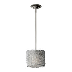 Murray Feiss - Murray Feiss Wired Transitional Mini Pendant Light X-SB0521P - Murray Feiss Wired Transitional Mini Pendant Light X-SB0521P