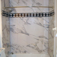 Traditional Tile by Innovate Building Solutions