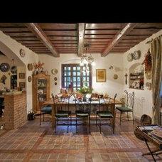Mediterranean Kitchen by www.LUXURYSTYLE.es