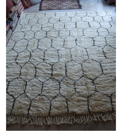 Contemporary Rugs by Hannoun Rugs from Morocco
