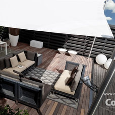 Contemporary Outdoor Products by Corradi Outdoor Living Space