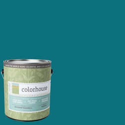 Inspired Eggshell Interior Paint, Dream .06, Gallon - Color house paints are zero VOC, low-odor, Green Wise Gold certified and have superior coverage and durability. Our artist-crafted colors are designed to be easy backdrops for living. Color house paints are 100% acrylic with no VOCs (volatile organic compounds), no toxic fumes/HAPs-free, no reproductive toxins, and no chemical solvents.