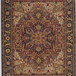 Karastan English Manor 2120-00501 Windsor Rug