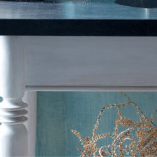 Traditional Bathroom Vanities And Sink Consoles by Cabochon Surfaces & Fixtures