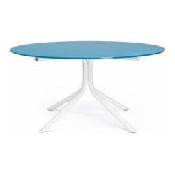 Knoll - Knoll | Ross Lovegrove 60-In. Round Table - Design by Ross Lovegrove, 2007.