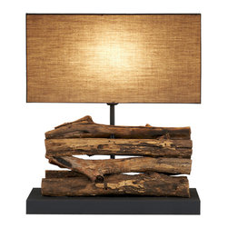 Scandinavian Designe - Perifere Table Lamp - Perifere is a Danish word that means relating to, or of the nature of a periphery. This lamp would relate to any home setting and should give the feeling of warmth and belonging