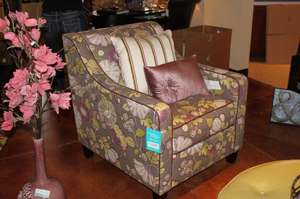Eclectic Armchairs And Accent Chairs by Room Candy LLC