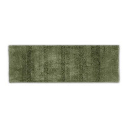 Enclave 22 x 60 in. Bath Rug - Warm up your space and add beauty and softness with the Enclave 22 x 60 in. Bath Rug. This super soft bath rug is available in a variety of gorgeous colors, perfect for any bathroom. The colorfast design and ultra durable construction will keep your bath beautiful for years.About Garland SalesEstablished in 1974, Garland Sales, Inc. has grown as a leading manufacturer and supplier of a wide range of fashionable, tufted area rugs and decorator bath rugs. Operating in the heart of the carpet manufacturing industry in Dalton, GA, Garland Sales, Inc. continues to expand its product line through innovative product development and milestone merchandising techniques. Offered in a wide array of yarns, patterns, colors, weights, and backings, their products are sought after throughout the country. The colorfast designs, quality construction, and lasting beauty of a Garland Sales rug is a look and feel you'll love in your bathroom for years.