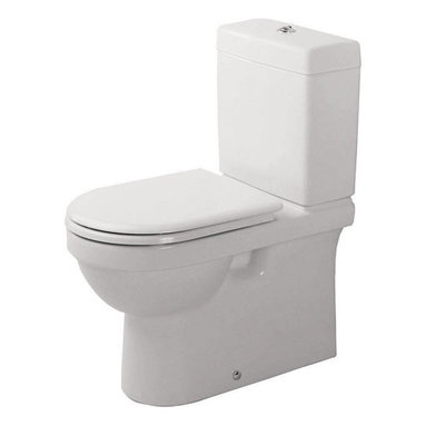 Duravit Happy Two Floor Standing Toilet - We spec this toilet regularly for clients, it works very well in modern designs in particular.