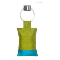 Modern Silk Door Hanger Sachet -
