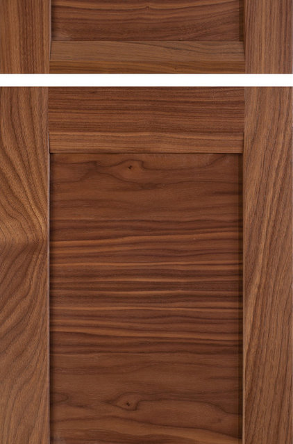 Contemporary Kitchen Cabinetry by TaylorCraft Cabinet Door Company