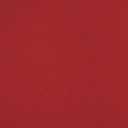 """Ballard Designs - Twill Crimson Fabric By the Yard - Content: 100% cotton. Repeat: Non-railroaded fabric. Care:Machine washable. Width: 56"""" wide. Solid crimson woven in lightly ribbed cotton twill. .  . . Width: 56"""" wide. Because fabrics are available in whole-yard increments only, please round your yardage up to the next whole number if your project calls for fractions of a yard. To order fabric for Ballard Customer's-Own-Material (COM) items, please refer to the order instructions provided for each product.Ballard offers free fabric swatches: $5.95 Shipping and Processing, ten swatch maximum. Sorry, cut fabric is non-returnable."""