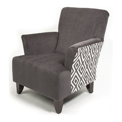 IMAX CORPORATION - Modern Graphic Chair - Modern Graphic Chair. Find home furnishings, decor, and accessories from Posh Urban Furnishings. Beautiful, stylish furniture and decor that will brighten your home instantly. Shop modern, traditional, vintage, and world designs.
