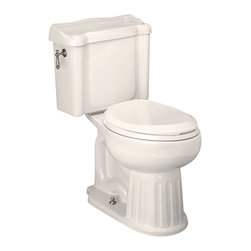 St Thomas Creations St Thomas Creations 6119 821 06 Universal Elongated Front Toilet Bowl In