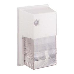 Globe Electric - Globe Electric 37002 70 Watt Sodium Photocell Security Wall Light - Features: