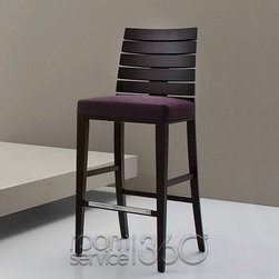 Charm Contemporary Bar or Counter Stool #18809 -