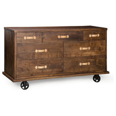 Industrial Dressers by Zuo Modern Contemporary