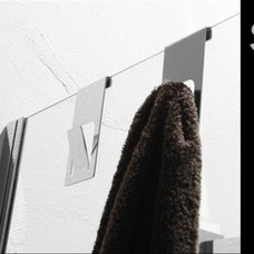 Contemporary Towel Bars And Hooks by galbox
