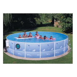 """Heritage - Deluxewith -Porthole 15' x 36"""" Deep Splasher Pool - Above ground swimming pool"""