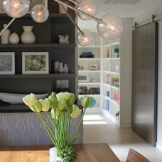 Contemporary  by hetherwick hutcheson design
