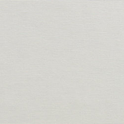 White Thin Lined Upholstery Fabric By The Yard - This upholstery fabric is great for all indoor upholstery, bedding, window treatments and fabric related projects. This material combines luxury with durability. It will truly look great on any piece of furniture.