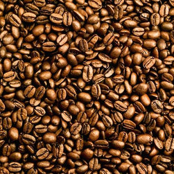 Murals Your Way - Coffee Beans 1 Vinyl Wall Decal Wall Art - This Vinyl Wall Decal is so rich with coffee essence that you'll almost smell the aroma! The earthy brown beans offer a nice color and a textural