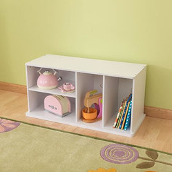 Kids Storage Unit with Shelves