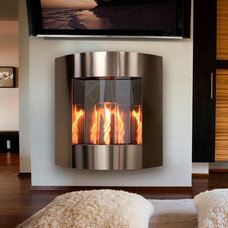 Contemporary Fireplaces by Hayneedle