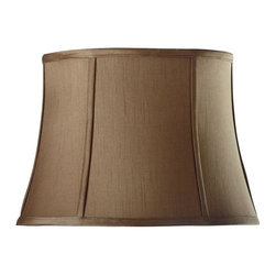 Home Decorators Collection - Home Decorators Collection Lamp Shades Tapered Small 14 in. Diameter Gold Silk - Shop for Lighting & Ceiling Fans at The Home Depot. Bring the calm style and gentle shape of our Tapered Drum Linen Lamp Shade into your home for a lasting look. The flowing lines and ribbed shape will add that touch of elegance you've been looking for. Order yours today.