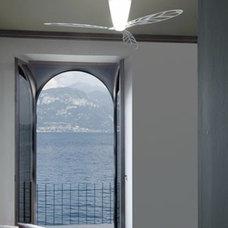 Modern Ceiling Fans by Surrounding - Modern Lighting & Furniture