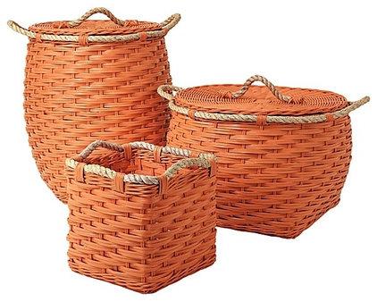 Modern Baskets by Serena & Lily