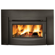 Contemporary Indoor Fireplaces by Shop Chimney