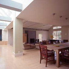 Contemporary Dining Room by Billinkoff Architecture PLLC