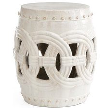 Traditional Accent And Garden Stools by Wisteria