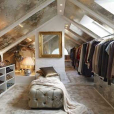 Pinterest / Search results for attic closet
