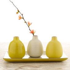 Modern Vases Bud Vase Set