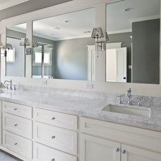 Transitional Bathroom Vanities And Sink Consoles by Ridgewater Homes Inc