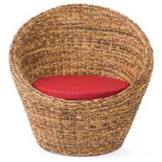 Modern Outdoor Chairs Maya Armchair