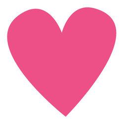 My Wonderful Walls - Heart Stencil for Painting - - Heart wall stencil